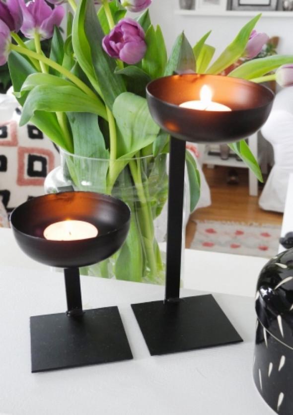 Świeczniki na tealight LAPEL