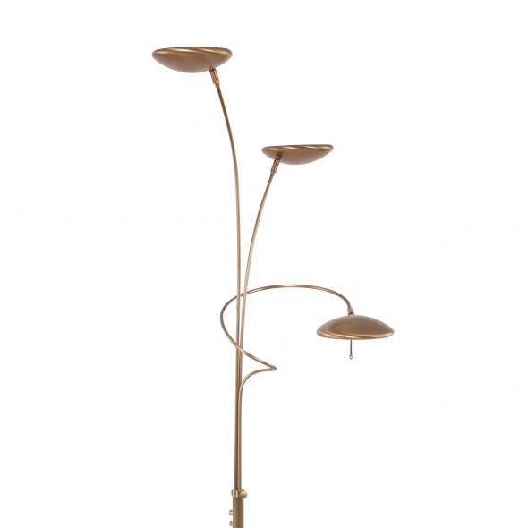 Lampa podłogowa  3-l. Led Ściemniacz (7263br) z serii Diamond LED
