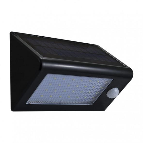 Naświetlacz solarny DUZY 400lm