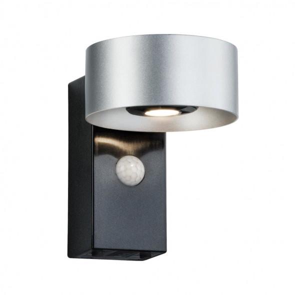 Oprawa elewacyjna Paulmann LED 8W 580lm 30st. IP44 czujnik ruchu