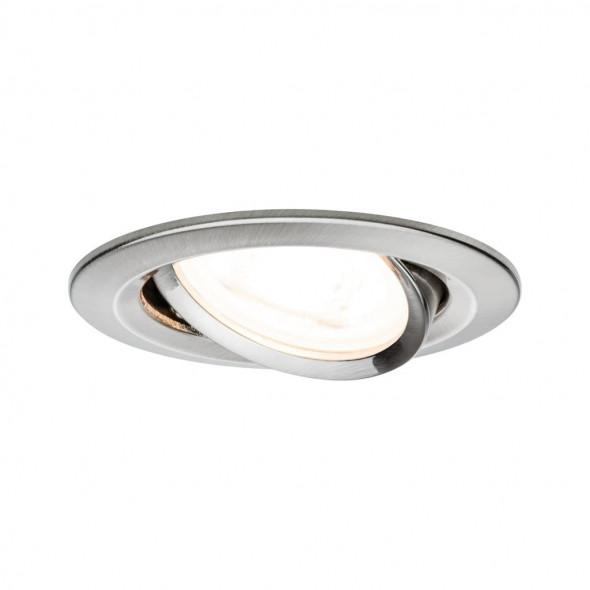 Premium EBL Set Nova rund schwenkbar LED