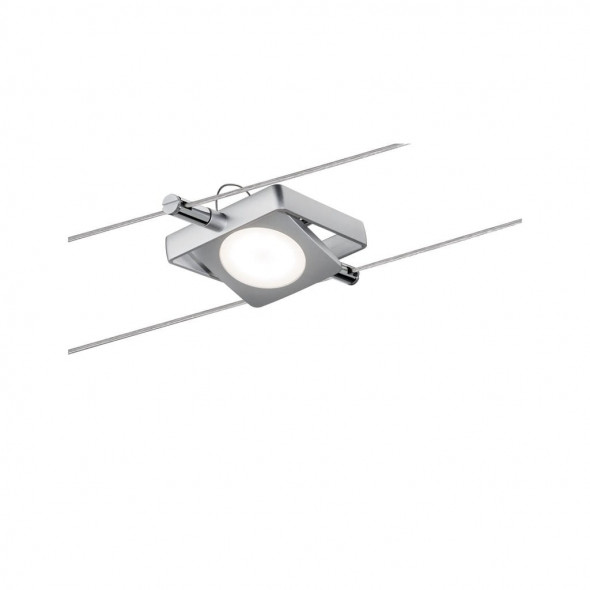 Smart WS BLE spot MacLED 1x4W chrom-mat