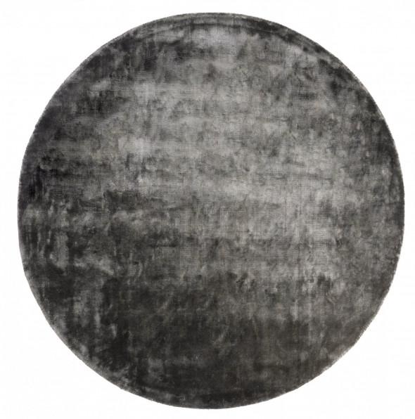 Dywan okrągły Aracelis Steel Gray - ø 200 cm