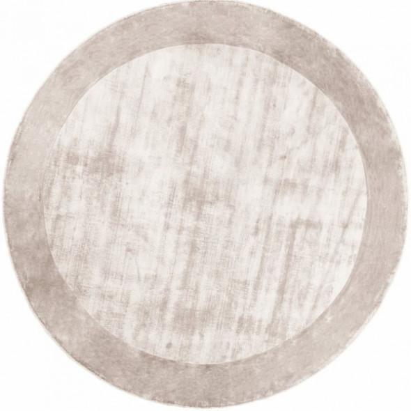 Dywan okrągły Tere Silver - ø 200 cm