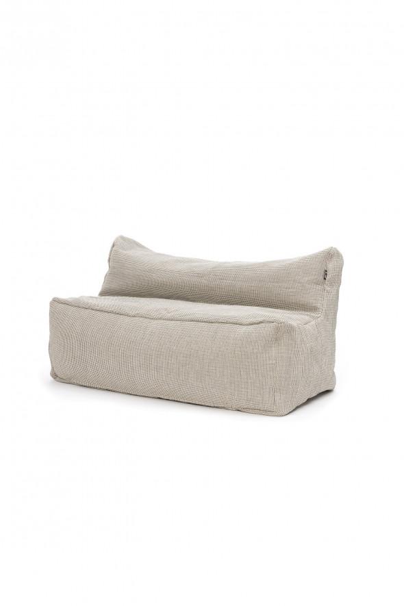 Kanapa na taras - Love Seat - BEIGE