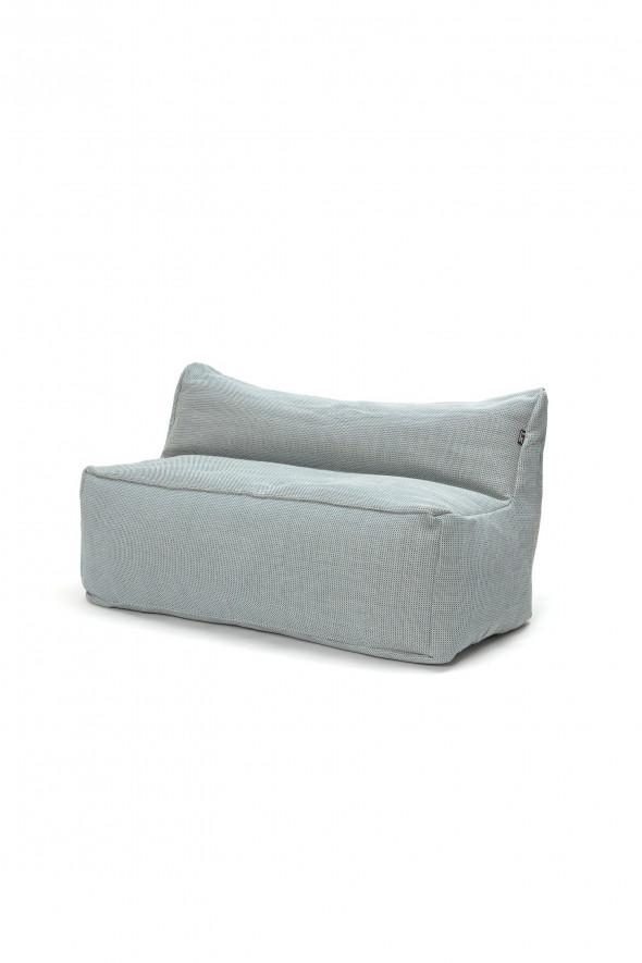 Kanapa na taras - Love Seat - BLUE