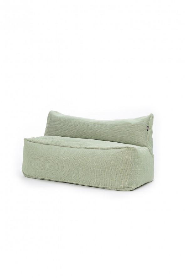 Kanapa na taras - Love Seat - LIME