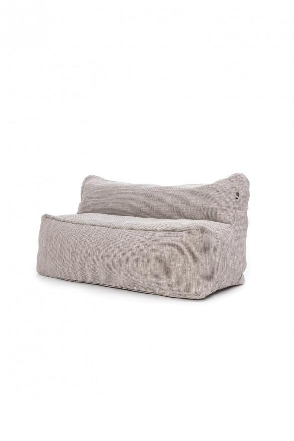 Kanapa na taras - Love Seat - PLUM