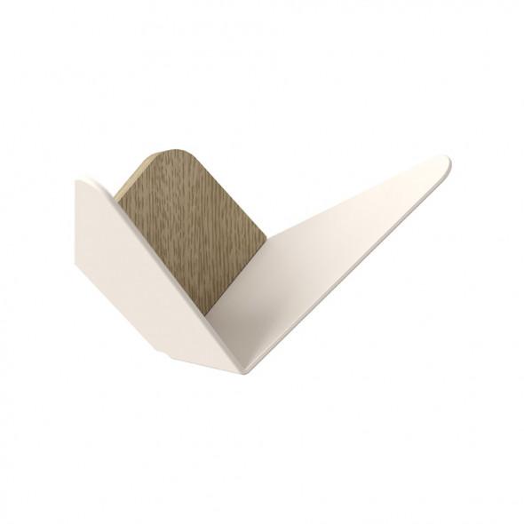 Wieszak Butterflies medium UMAGE - perłowy biały /Kolor: Perłowy biały/
