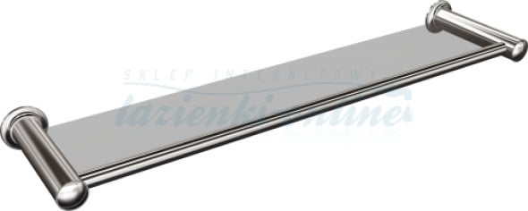 Andex Classic półka 60cm, chrom 001/60CC