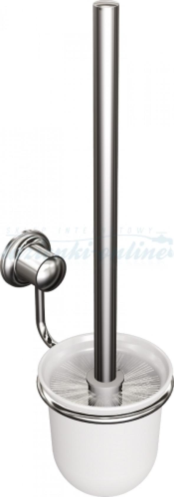 Andex Classic szczotka toaletowa, chrom 026CC