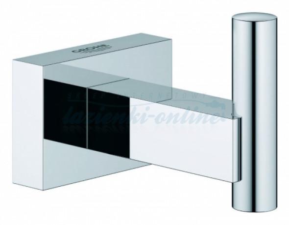 Grohe Essentials Cube haczyk na płaszcz kąpielowy 40511001