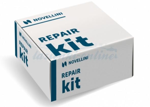 Novellini Repair Kit zestaw naprawczy brodzika, czarny mat KITRNS-28