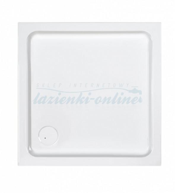 Sanplast Free Line brodzik kwadratowy B/FREE 100x100x5+STB 615-040-1040-01-000