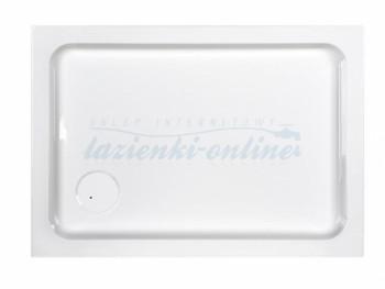 Sanplast Free Line brodzik prostokątny B/FREE 70x100x5+STB 615-040-1270-01-000
