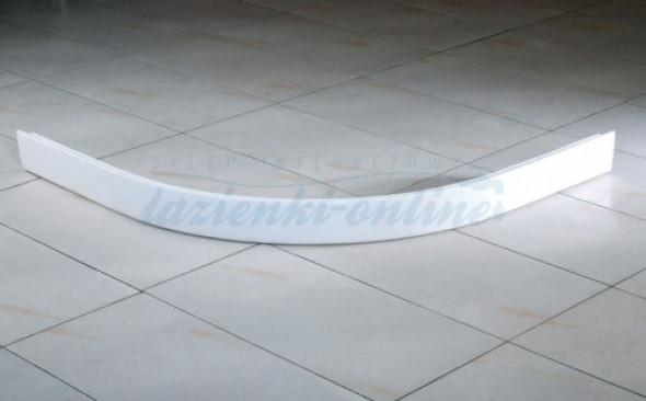 Sanswiss Marblemate obudowa brodzika 100x100cm, biała PWIR5510004