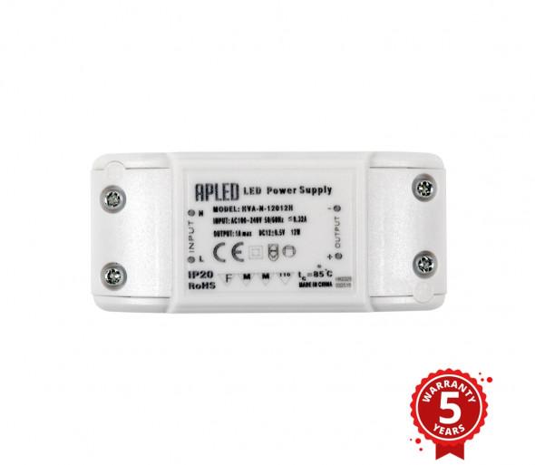 APLED - LED Transformator elektroniczny DRIVER 12W/12V/1A