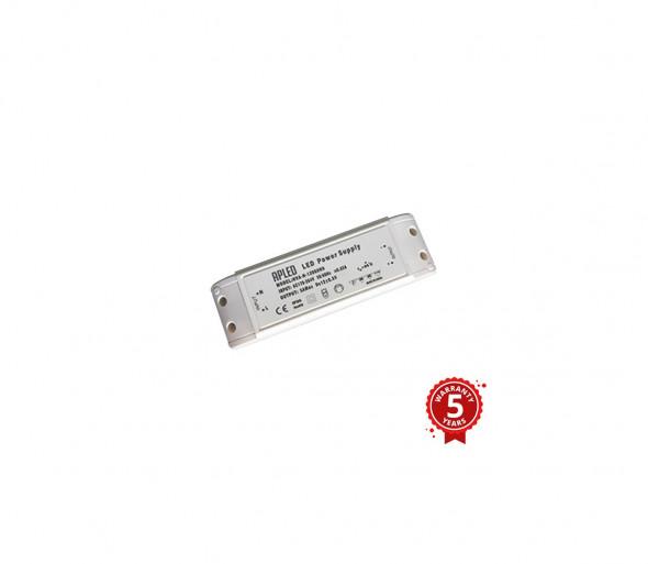 APLED - LED Transformator elektroniczny DRIVER 24W/12V/2A