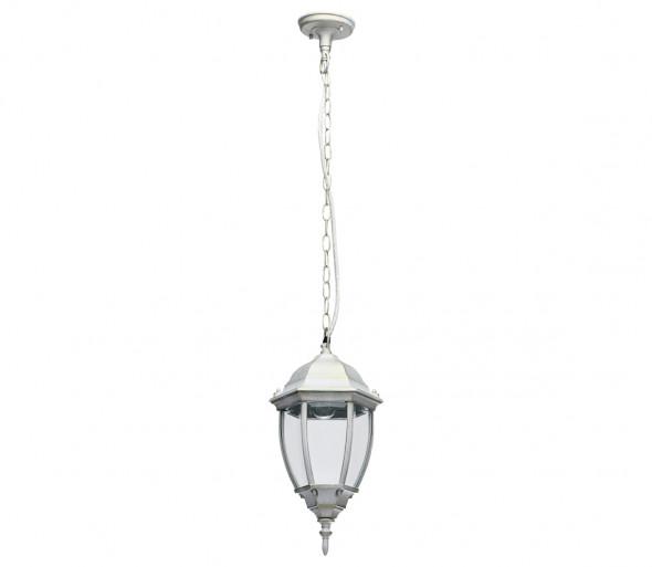 De Markt - Lampa wisząca zewnętrzna na łańcuchu FABUR 1xE27/95W/230V IP44