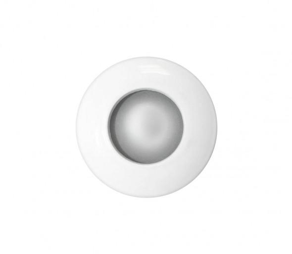 EGLO 89286 - Oczko halogenowe zewnętrzne MARGO 1xGU10/50W biały
