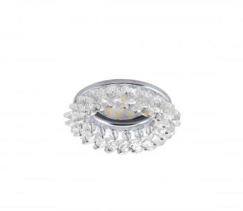EGLO 92679 - oczko halogenowe LED Downlight TORTOLI 1xGU10/3W LED