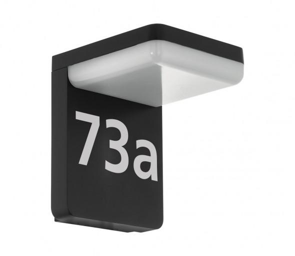 Eglo 98091 - LED Numer domu AMAROSI LED/11W/230V IP44