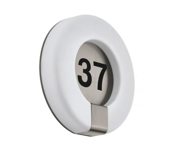 Eglo 98147 - LED Numer domu MARCHESA LED/15W/230V IP44