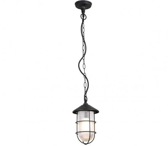 FARO 73696 - Lampa wisząca zewnętrzna na łańcuchu HONEY 1xE27/15W/230V IP54