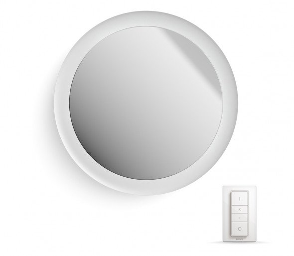 Philips 34357/11/P7 - LED Ściemnialne lustro łazienkowe HUE ADORE LED/40W IP44
