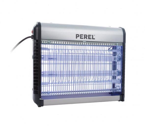 Pułapka na owady GIK08N z UV świetlówką 2x10W/230V 80 m2