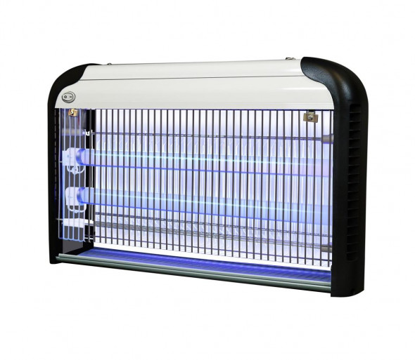 Pułapka na owady z UV świetlówką IK206-2x15W/230V 80 m2