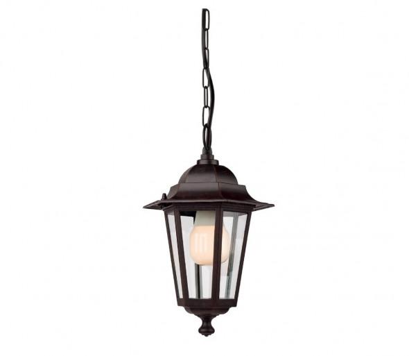 Redo 6105R - Lampa wisząca zewnętrzna na łańcuchu LONDON 1xE27/42W/230V IP33