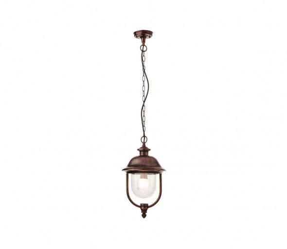 Redo 9279 - Lampa wisząca zewnętrzna na łańcuchu VERONA 1xE27/70W/230V IP44