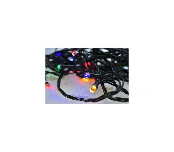 Solight 1V110-M - LED Łańcuch świąteczny zewnętrzny 8 m 50xLED/230V IP44 kolorowy