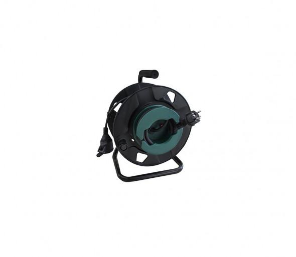 Solight PB30 - Przedłużacz na bębnu 1Z 25m, IP44