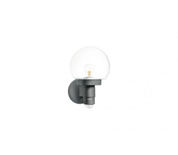 Steinel 059880 - LED Oświetlenie zewnętrzne z czujnikiem L 115 1xE27/60W/230V IP44