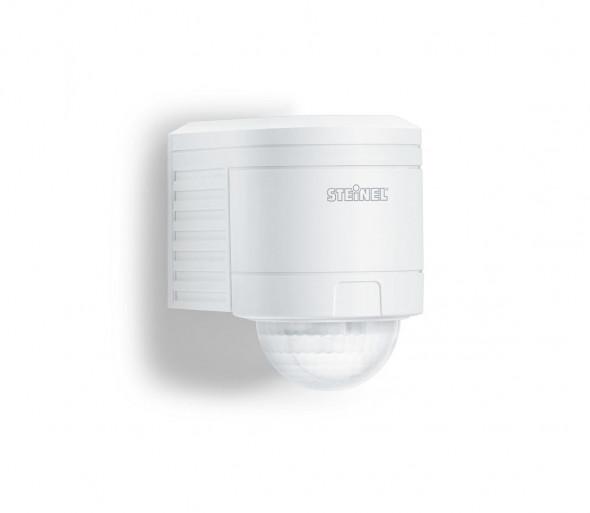 STEINEL 602215 - Zewnętrzny czujnik ruchu na podczerwień IS 300 biały IP54