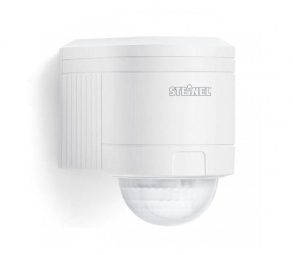 STEINEL 602819 - Zewnętrzny nascienny czujnik na podczerwień IS240 białyIP54