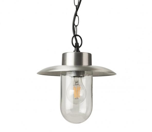 Top Light NORDIC R - Lampa wisząca zewnętrzna na łańcuchu 1xE27/60W/230V IP44