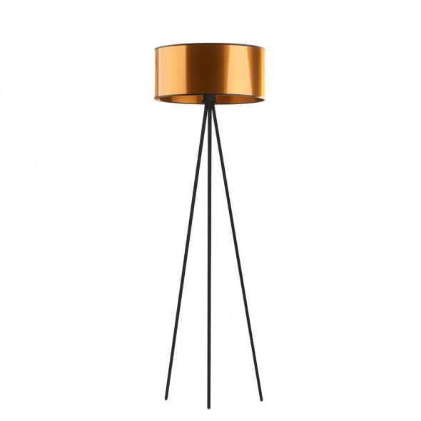 Lampa stojąca z lustrzanym abażurem SEWILLA MIRROR WYSYŁKA 24H