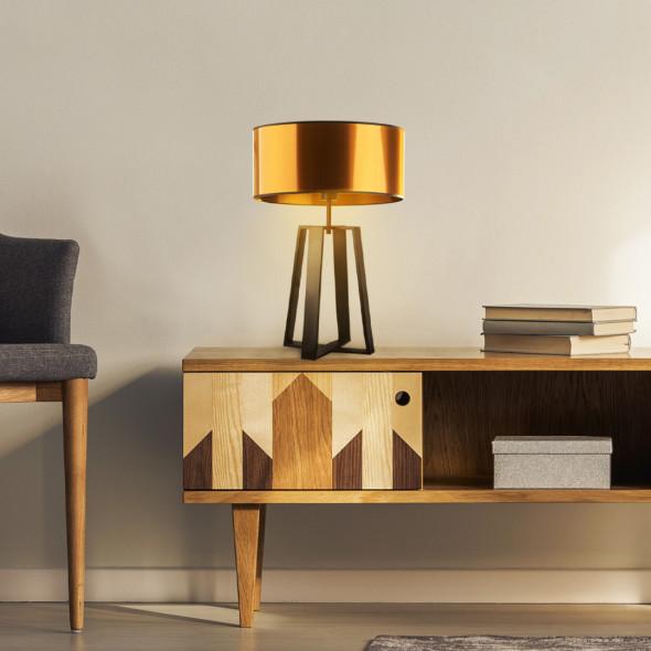 Lampa stołowa do salonu THOR MIRROR WYSYŁKA 24H