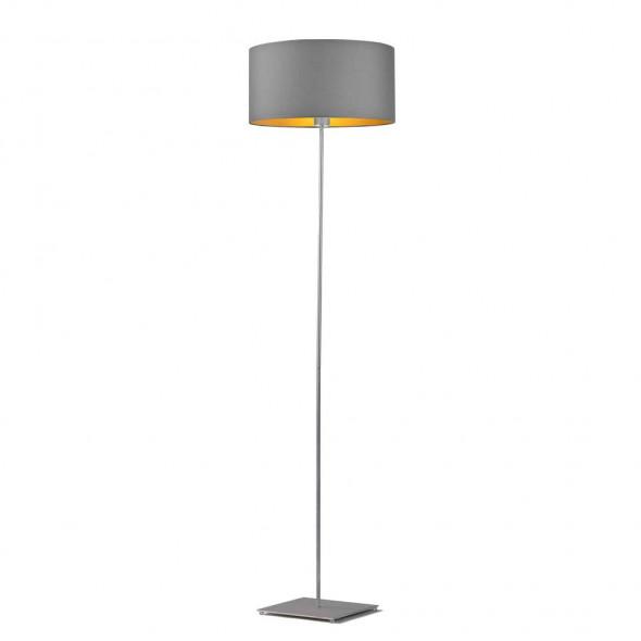 Nowoczesna lampa do salonu z włącznikiem nożnym SOFIA GOLD WYSYŁKA 24H