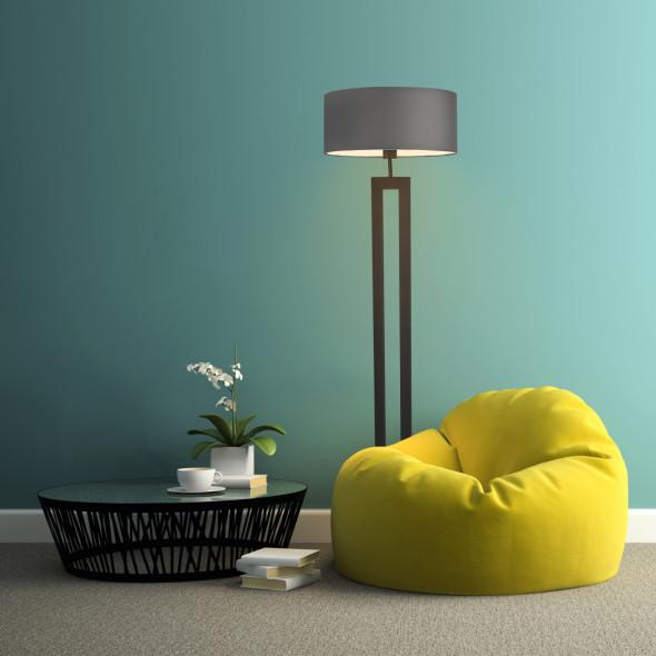 Nowoczesna lampa podłogowa z włącznikiem nożnym KALIFORNIA WYSYŁKA 24H