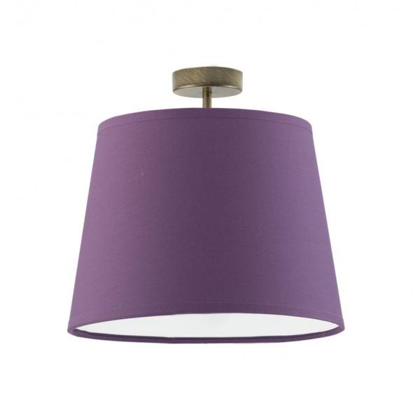 Plafon wiszący KAIR - kolor fioletowy WYSYŁKA 24H