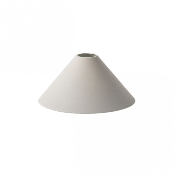Klosz Cone Shade do lampy COLLECT - ferm LIVING ciemnozielony | dark green