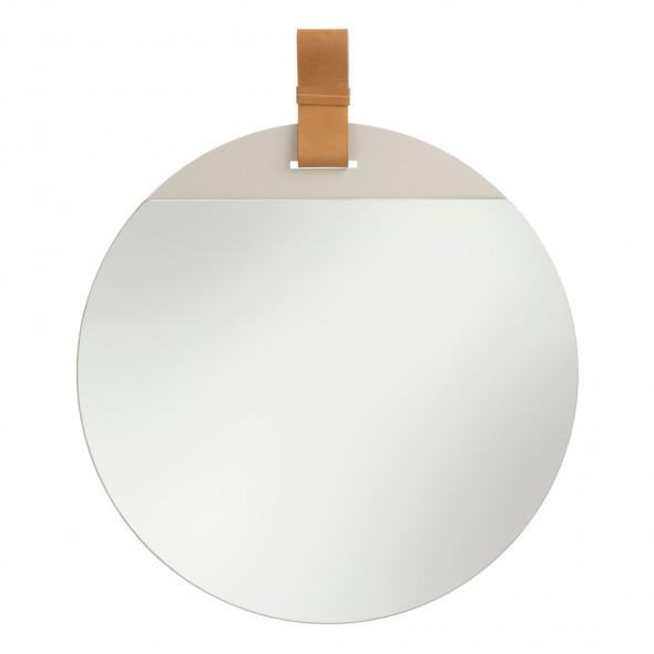 Lustro ENTER - ferm LIVING 45 cm x 52 cm