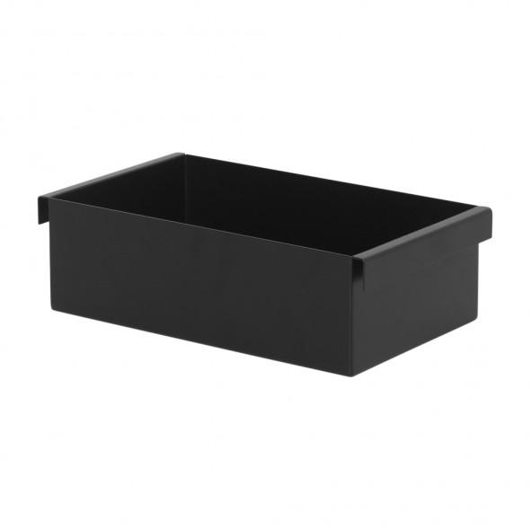 Pojemnik do kwietnika PLANT BOX - ferm LIVING czarny   black