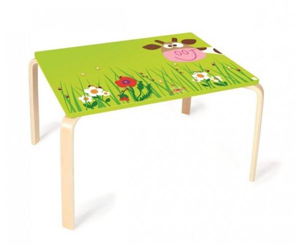 Stół Krówka - Scratch