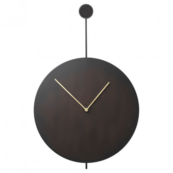 Zegar ścienny TRACE - ferm LIVING