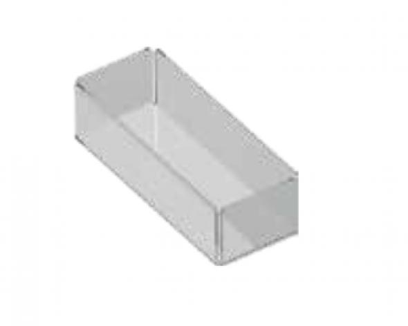 Catalano Horizon transparentny pojemnik do przechowywania 12x32 cm 5CO123200